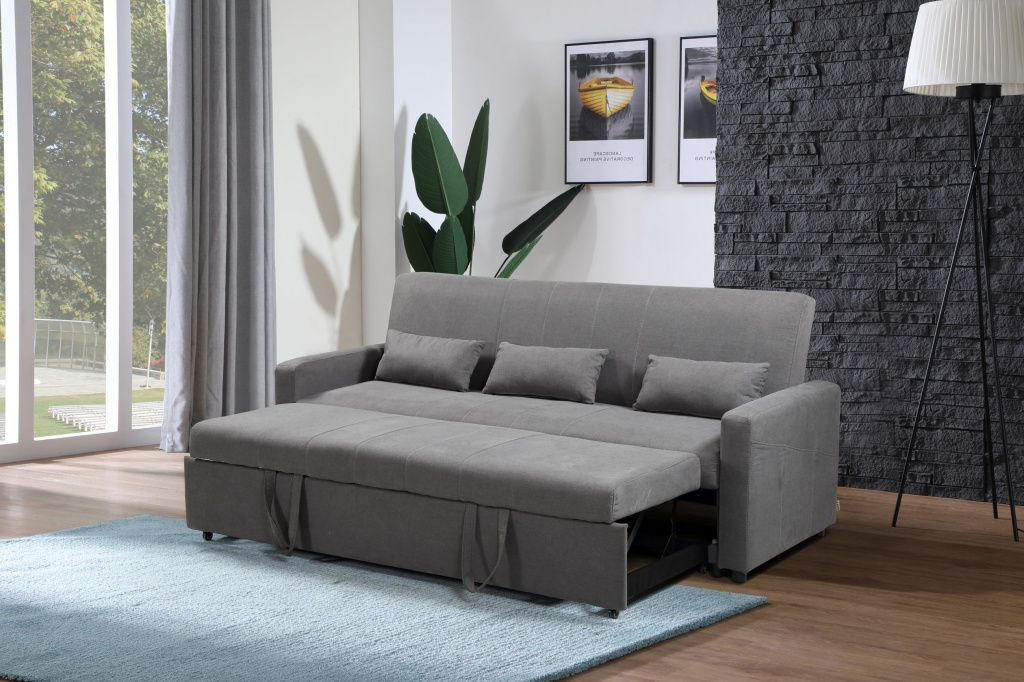 HS1009-Charcoal-Husky-Furniture-Transformer-convertible-Sofa-Bed-Sofa-1.jpg